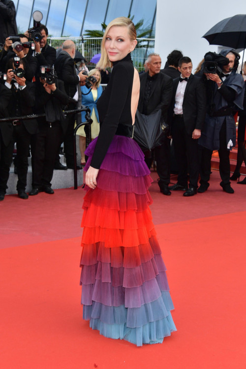 Кейт Бланшет в Givenchy