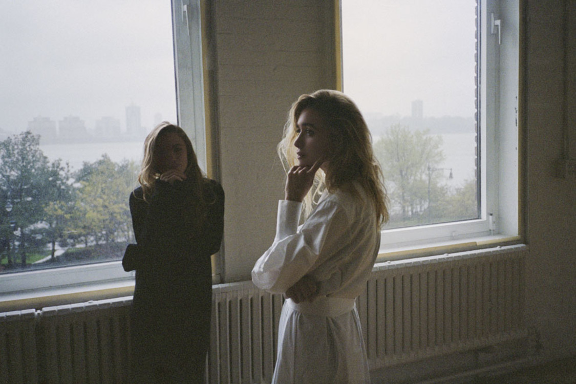 Эшли и Мери-Кейт Олсен