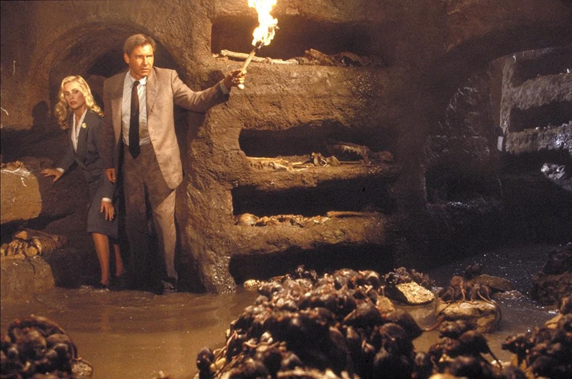 Кадр из фильма «Индиана Джонс и последний крестовый поход» (1989)