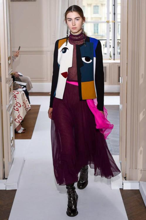 Schiaparelli Couture осень-зима 2017/2018