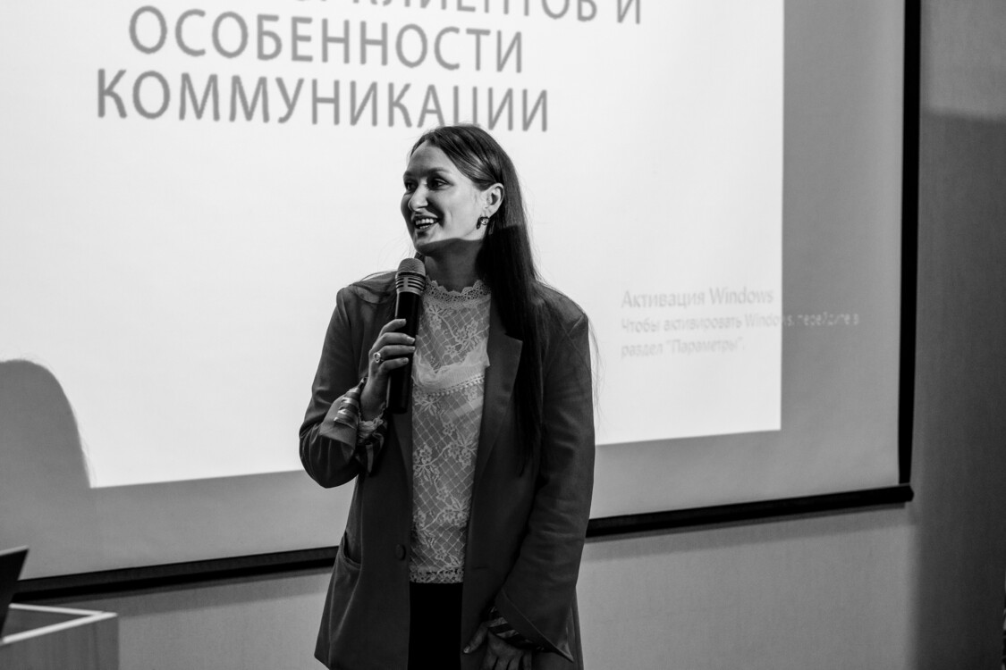Зарина Семенюк, организатор Odessa Fashion Week