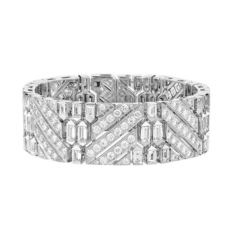 Серия украшений Ruban Diamants