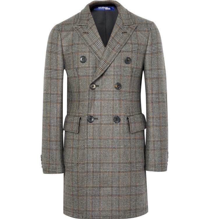 Шерстяное пальто, JUNYA WATANABE