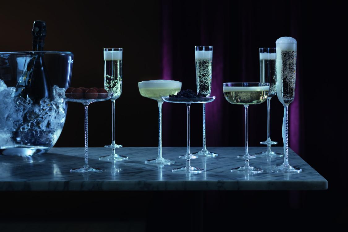 Бокалы из серии Champagne Theatre, LSA