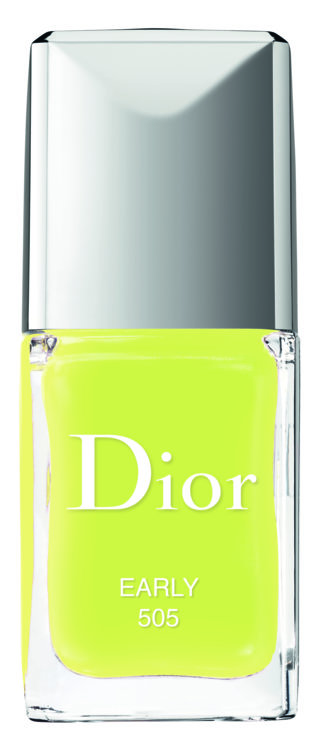 Лак Le Vernis №505 Early, Dior