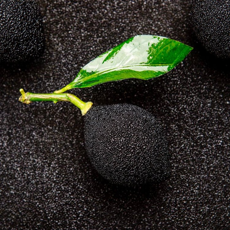 """Десерт """"Черный лимон"""""""
