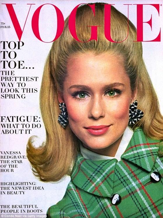 Vogue US, февраль 1967