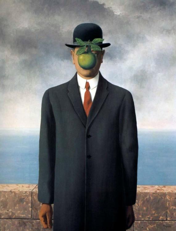 """""""Сын человеческий"""", 1964, частная коллекция"""