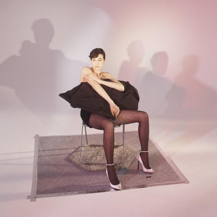 Шарлотта Генсбур в съемке Vogue UA