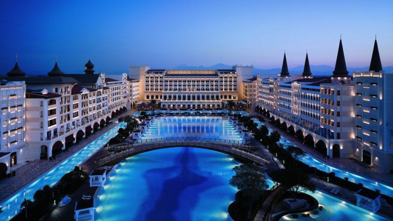 Mardan Palace,  Анталия, Турция