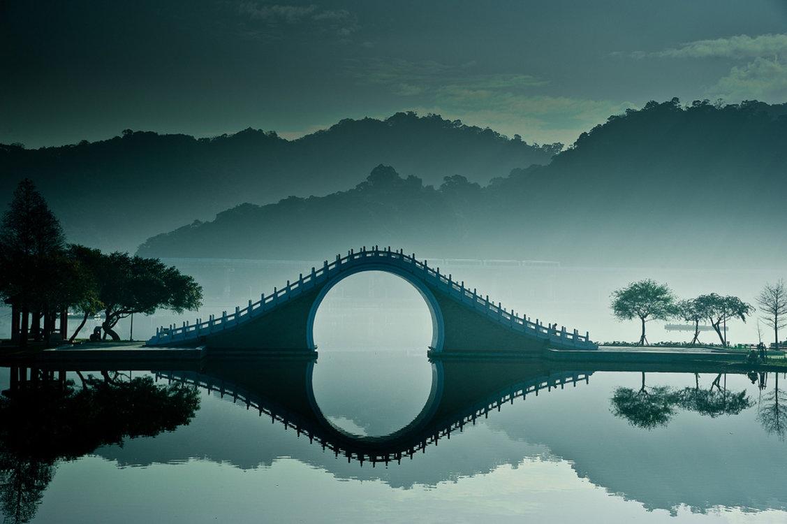 Лунный Мост, Тайбэй, Тайвань