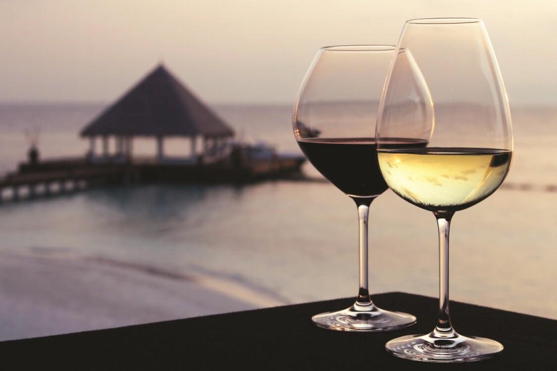 """Wine Loft"" на курорте Coco Bodu Hithi Maldives"