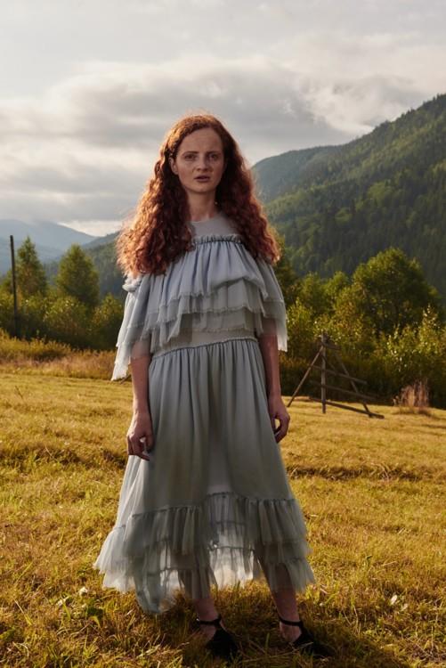 Платье и обувь elenareva