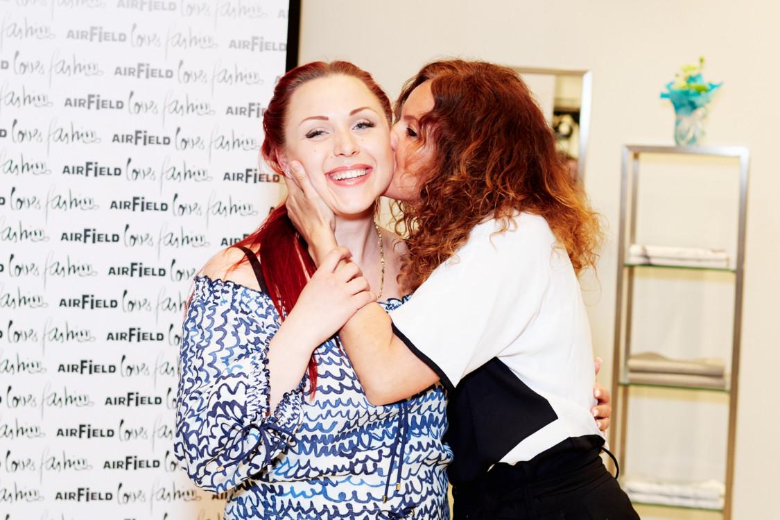 Екатерина Мудрицкая и Сиги Дорн