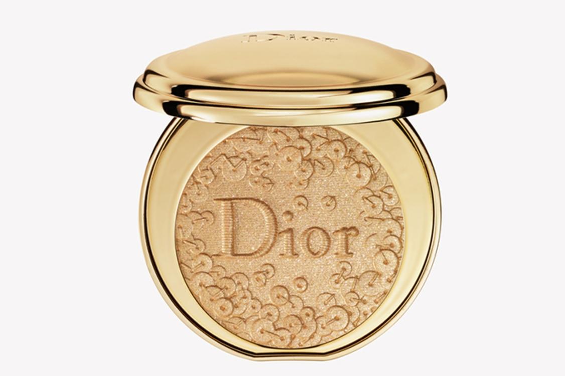 Компактная пудра с эффектом сияния Diorific Splendor, № 001, Dior, лимитированный выпуск