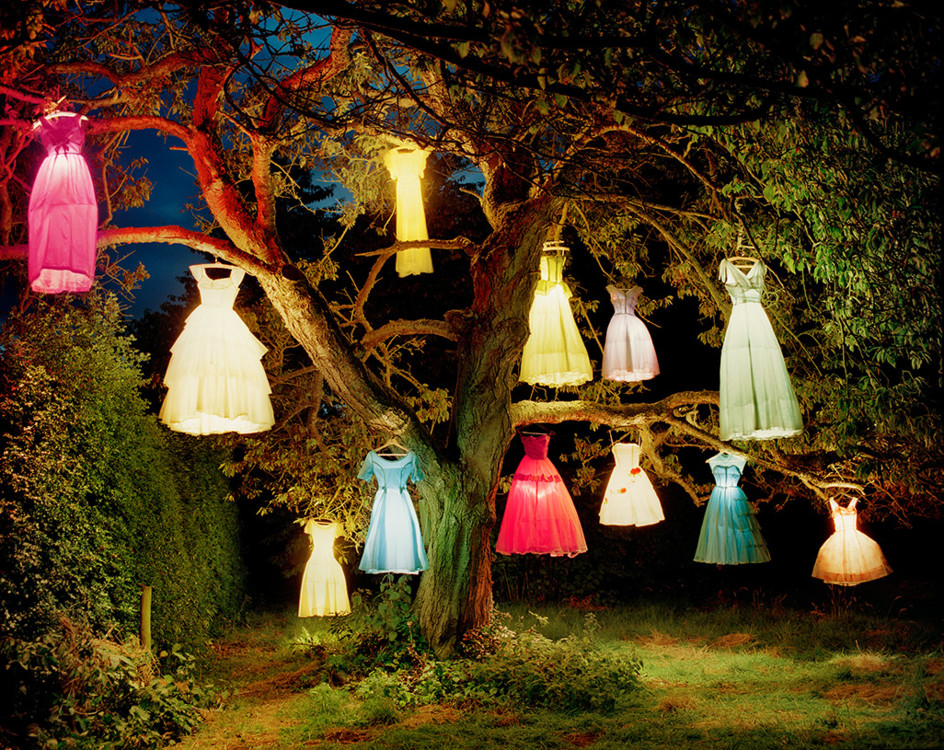 The Dress-Lamp Tree, 2002. Фото - Тим Уолкер