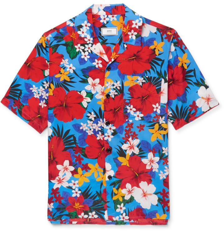 Сорочка из вискозы Ami