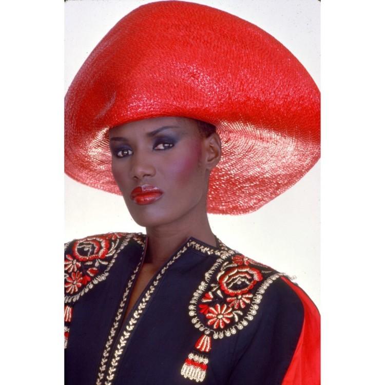 Грейс Джонс, 1980-е