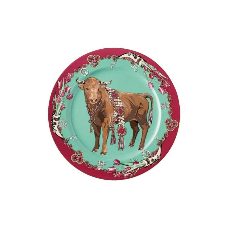 Настенная тарелка Rosenthal Zodiac 2021