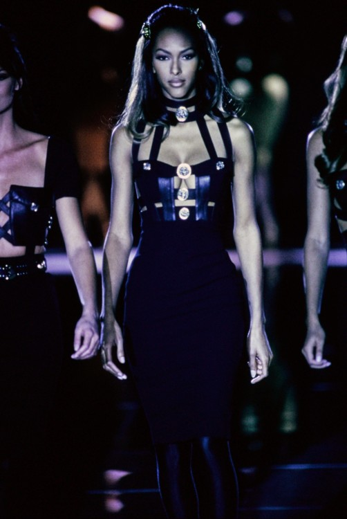Versace осень-зима 1992/1993
