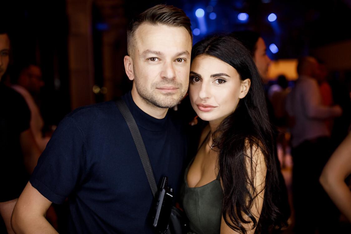 Александр Баланец и Ольга Красовицкая