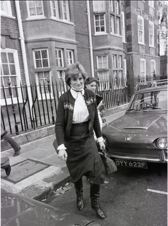 Лондон, 1980 год