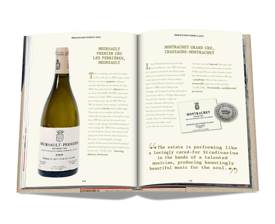 Книга The 100 Burgundy Exceptional Wines to Build a Dream, Assouline