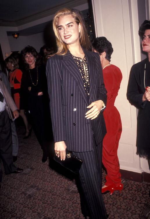 Брук Шилдс, 1991