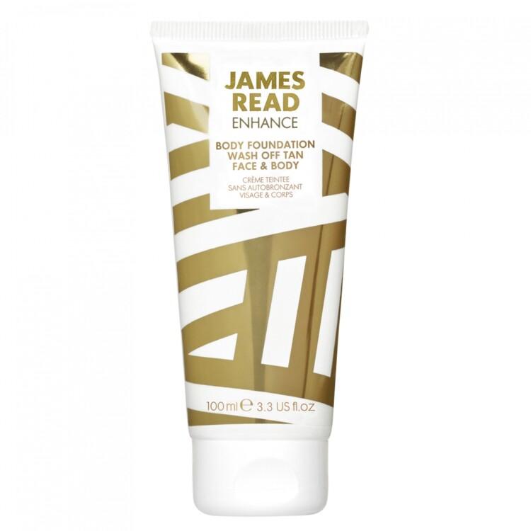 Тональная основа Body Foundation Wash Off Tan Face & Body, James Rad