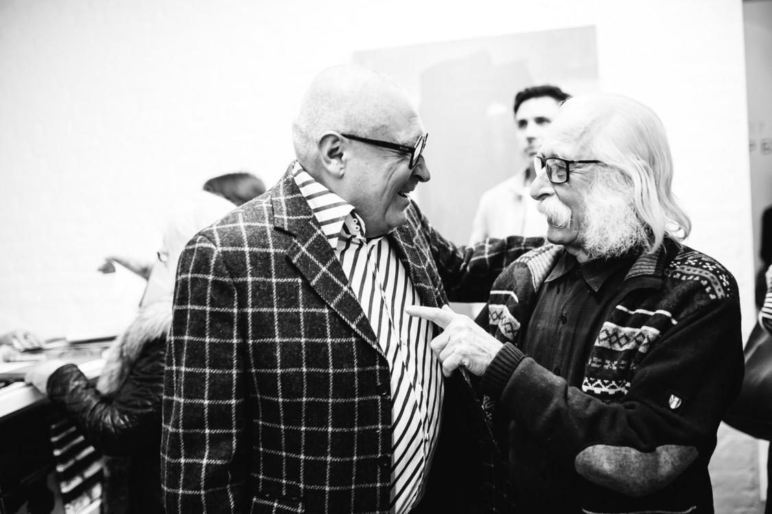 Владимир Будников и Иван Марчук