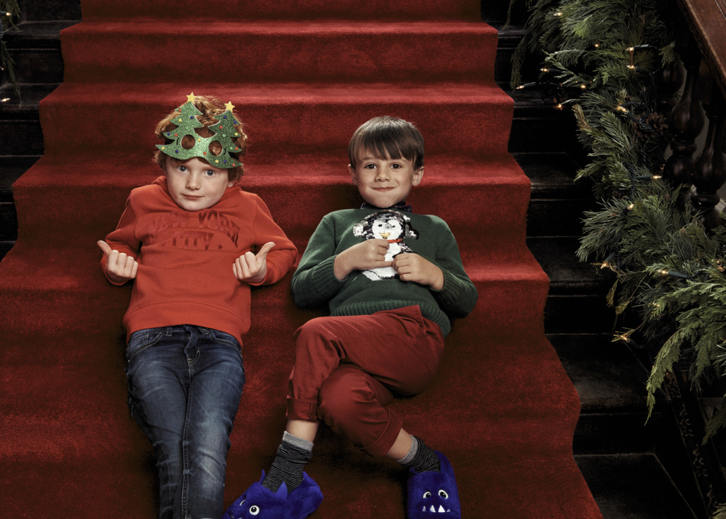 5bfd54b451cb5 - Новогодняя коллекция H&M: семейный праздник