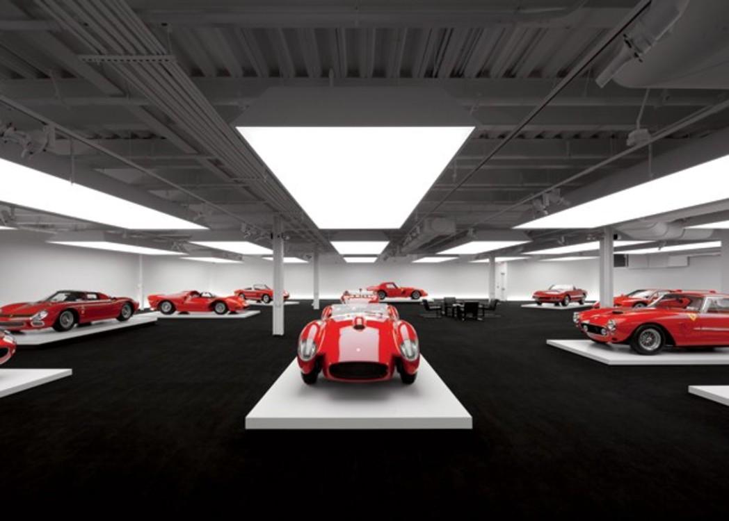 Ferrari Testa Rossa, 1958 год