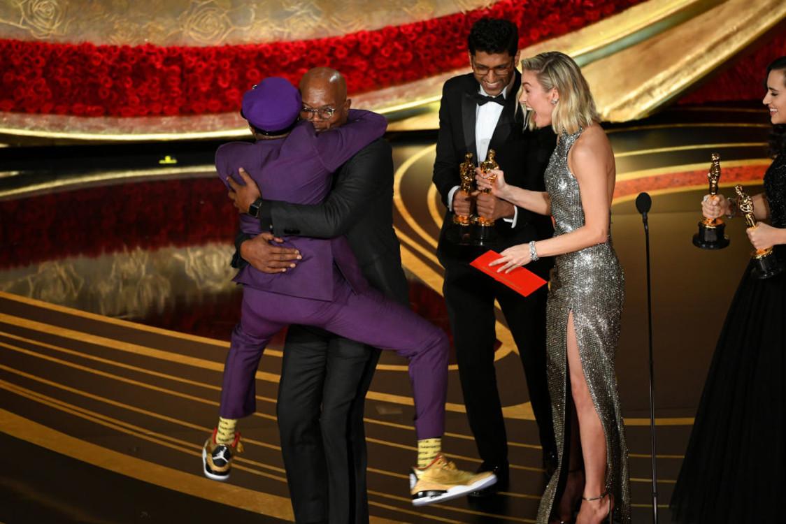 """Спайк Ли получает первый в жизни """"Оскар"""""""