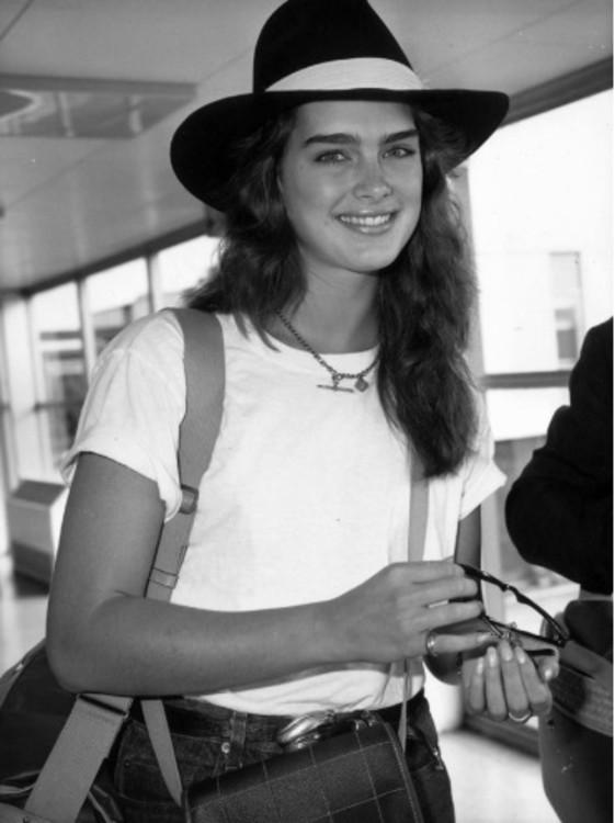 Брук Шилдс, 1985 год
