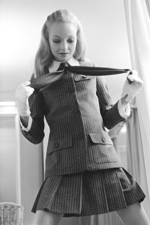 Dior Haute Couture весна-літо 1969, фото Кріса Мура