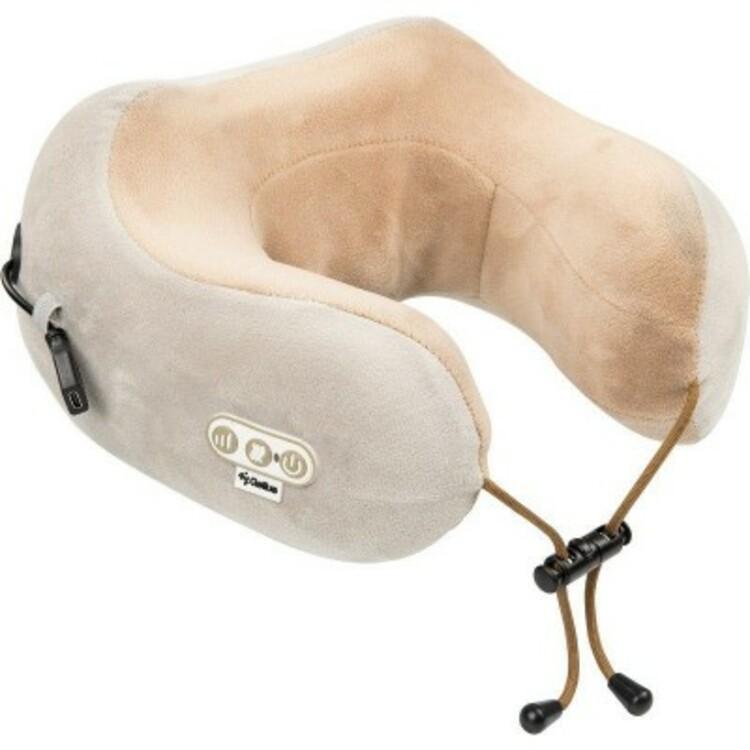 Массажная подушка для шеи Gelius