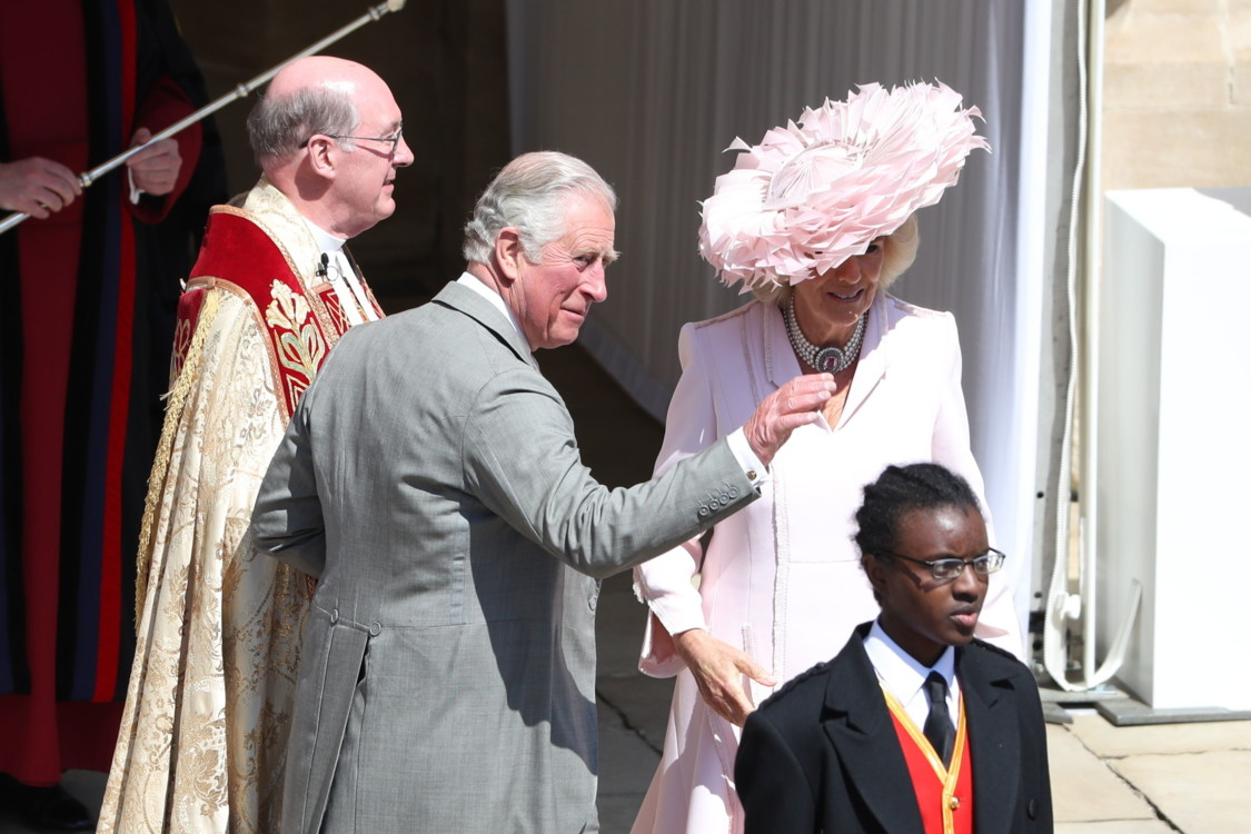 Принц Чарльз і герцогиня Корнуольська