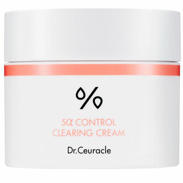 Себорегулирующий крем 5α Control, Dr.Ceuracle