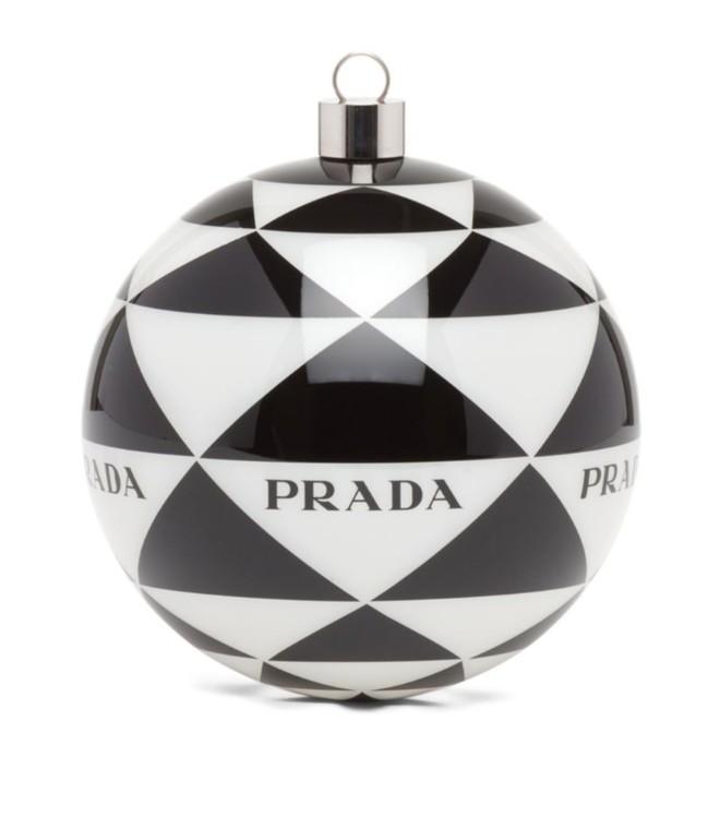 Елочные шары Prada