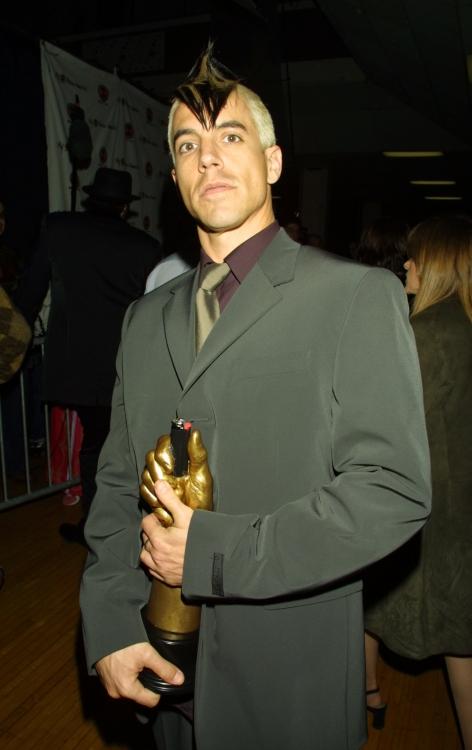 Энтони Киддис на My VH1 Music Awards в 2000 году