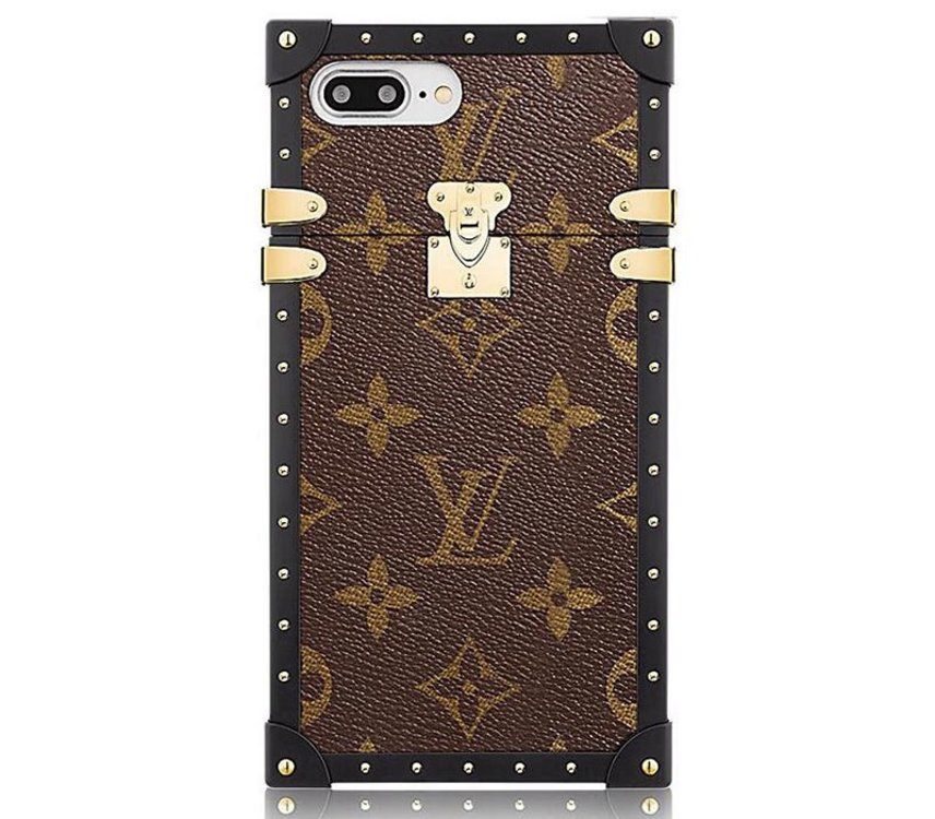 Чехол Eye-Trunk for iPhone 7 Plus, Louis Vuitton