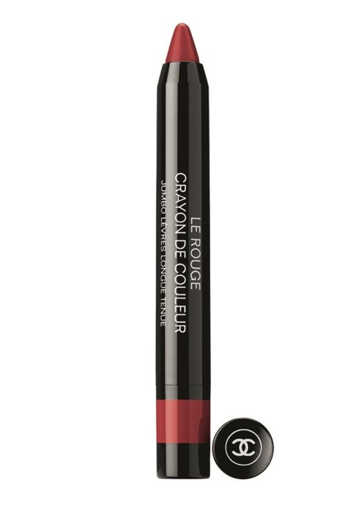 Помада Le Rouge  Crayon De Couleur N°5 Rouge, Chanel