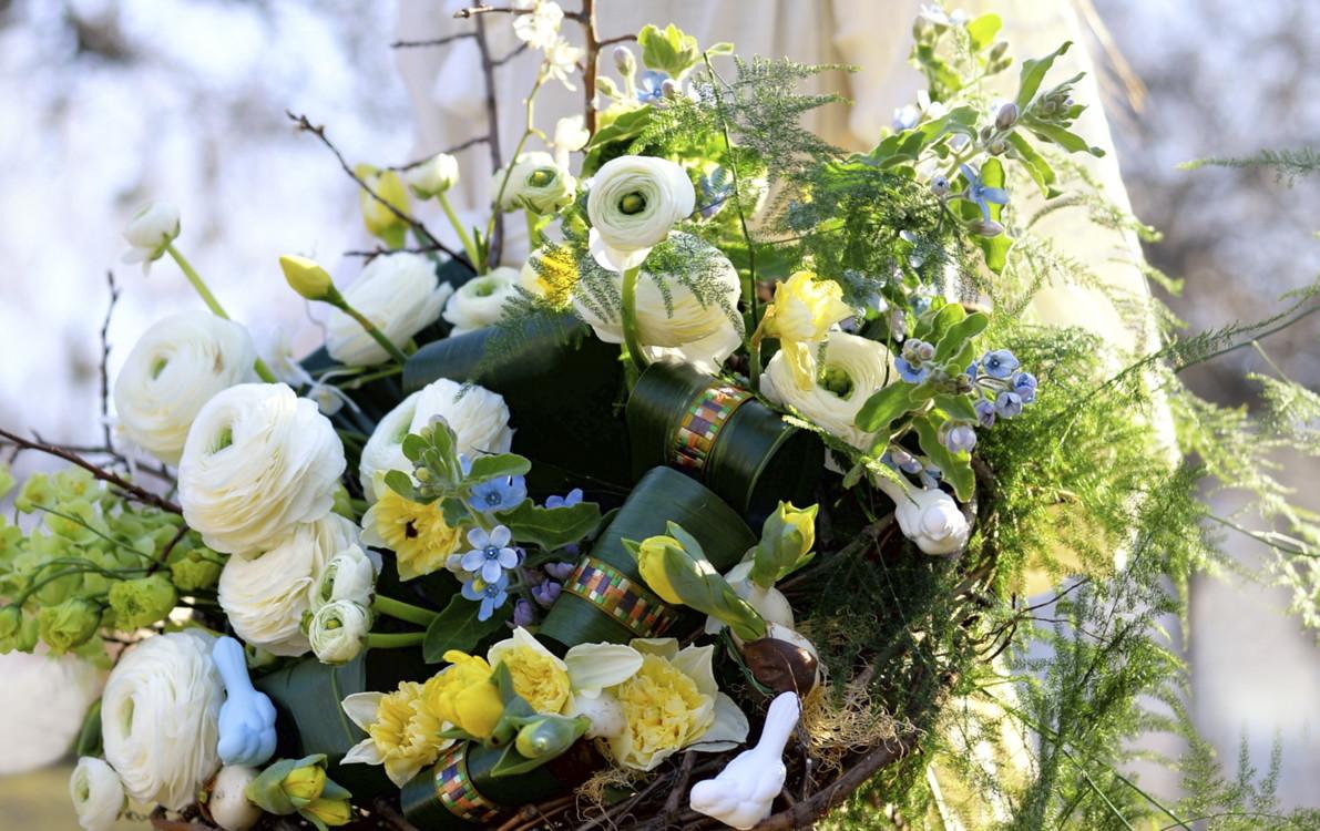 """Літня колекція букетів """"Жива"""", квіткова майстерня LoraShen"""
