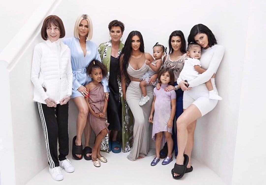 Дети Ким Кардашьян