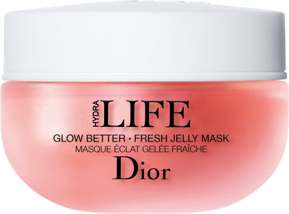 Маска с текстурой желе Glow Better Fresh Jelly Mask Hydra Life,  Dior