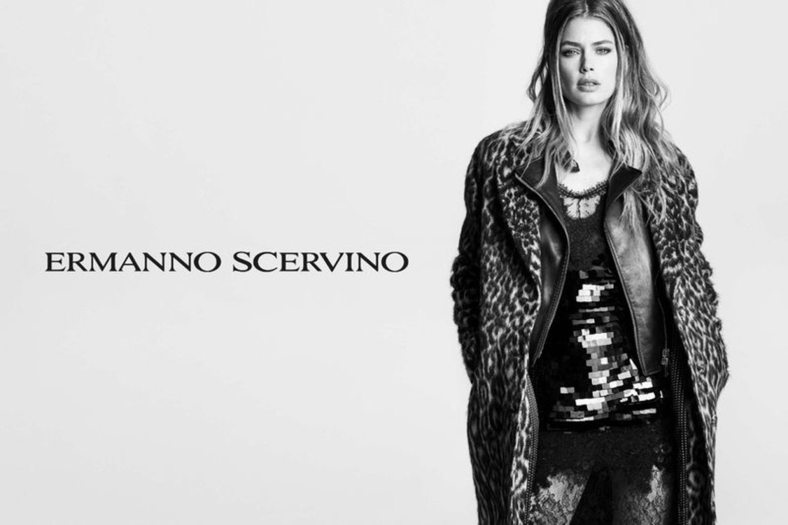 Ermanno Scervino осень-зима 2019/2020