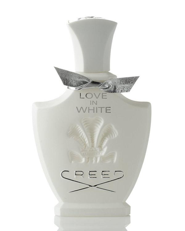 Love in White с нотами риса, нарциссов и магнолии, Creed
