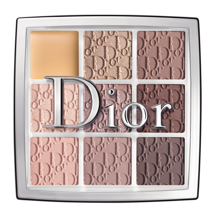 Dior Backstage Eye Palette #002 Cool Neutrals