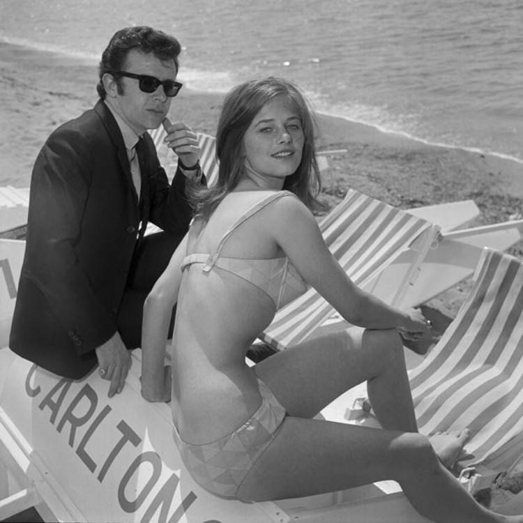 Рей Брукс и Шарлотта Рэмплинг, 1965 год