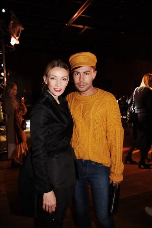 Полина Неня и Алексей Прищепа